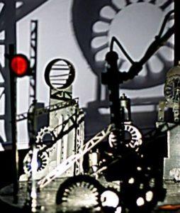 spektakle teatru cieni dla małych dzieci w krakowie